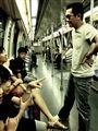 Singapore MRT chatters