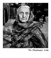 the shopkeeper lady