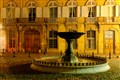 Aix-en-Provence by night