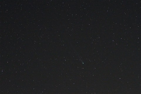 Comet Lemmon 1 March 8.48pm WAST