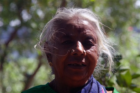 Old Indian women