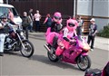 Pink Ribbon Ride Sydney 2011