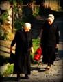 Nanny Ogg & Granny Weatherwax