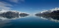 Mountain and reflection (Glacier Bay)