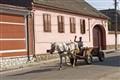 1 Horse Power vehicle, Garbova, Romania