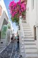 Stairs in Alleyway