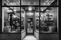 Barber Shop in the Delmar Loop