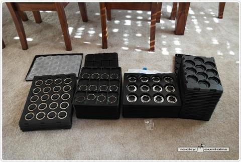 Samsung NX Mount Parts