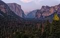 Dusk Trails Through Yosemite