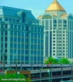 Dualing buildings
