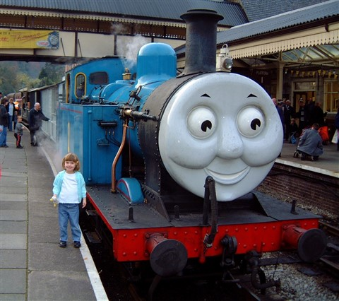 Thomas The Tank Engine Oct 2004 021