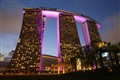 Sunset @ Marina Bay Sands, Singapore