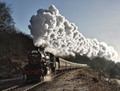Holiday Event - Taking the Children to see Santa by Steam Train