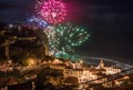 Fireworks in Ponta do Sol