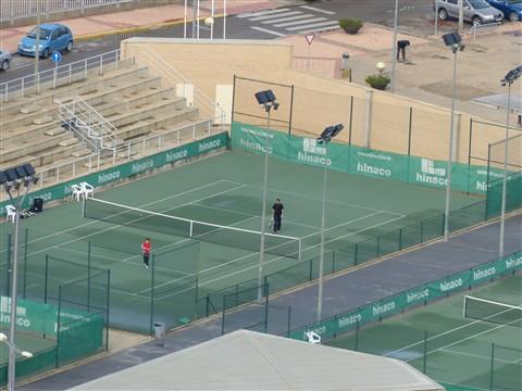 Lecciones de tenis