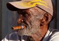 Old man in Trinidad, Cuba