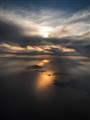 Sunset over Naples