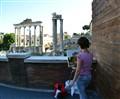 I am Nero! Burning the sky of Rome!