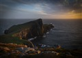 Lighthouse at Neist Point, Isle of Skye Scotland