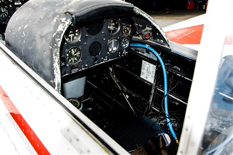 1949 Chipmunk Dashboard