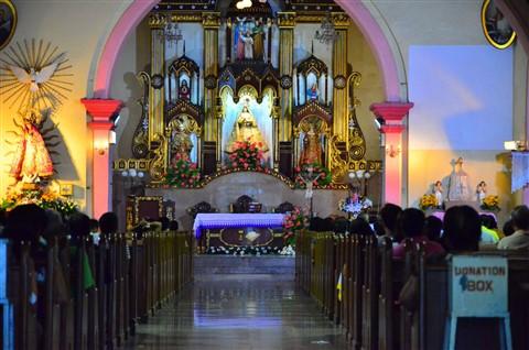 Silence Before A Mass