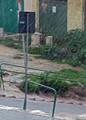 Rain at Ghar Lapsi
