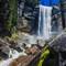 Rx100 Yosemite - Mist trail