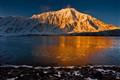Tilicho Lake and Peak