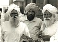 Three Sikhs