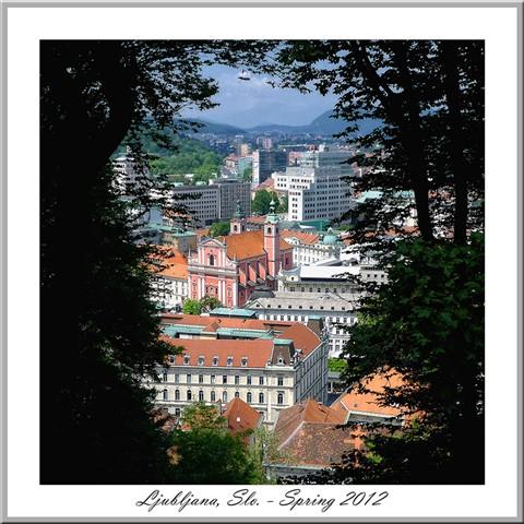 Ljubljana May 2012