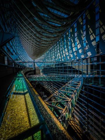 Future Structure-Tokyo Int'l Forum