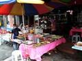 Streetside delicatessen