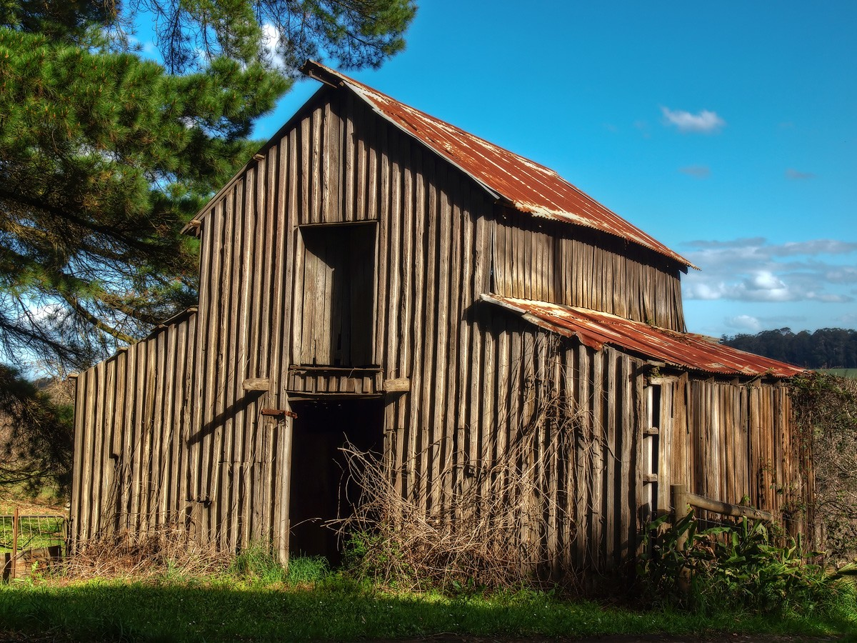 Rustic Old Barn Denjw Galleries Digital Photography