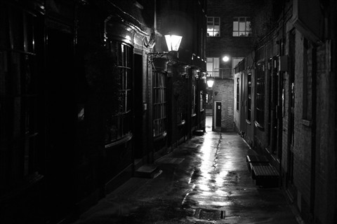 Another moody alley