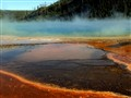 Grand Prismatic Spring, Yellowstone