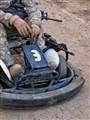 Iraqi go cart