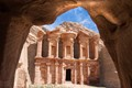 Petra--the Monastery site