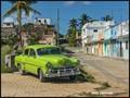 1953 Chevrolet in Cojimar, Cuba