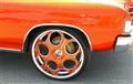 orange rod wheel