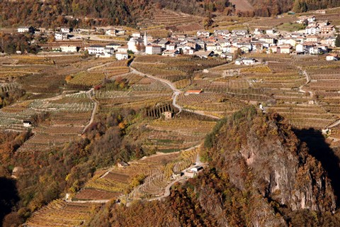 Cembra valley