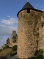 Turrets of Carcassonne