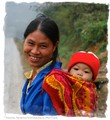 Young North-Vietnamese mother