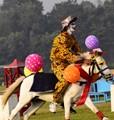 Clowns- Victory Day celebration,Kolkata