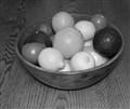 Bowl of Fruit &  Vegetables