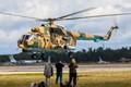 Mi-8 of Kazakhstan Air Forces