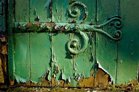 Gate Hinge