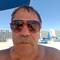 self at beach