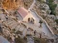 Kourtaliotiko gorge chapel - Crete