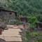 A tiny farm in the Himalayas, Manaslu Himal, Nepal: No tractors, no barns, no vast fields, etc...