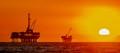 HB Sunset Pano-